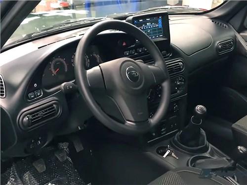 Новость про Lada 4x4 - Салон новой Niva удалось подсмотреть. Спойлер: все по-прежнему