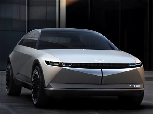 Новость про Hyundai - Первый электромобиль Hyundai: названы характеристики