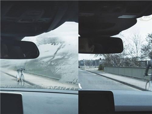В Ford победили запотевание стекол