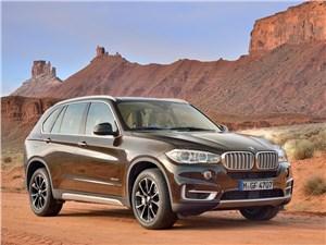 BMW X5 официально представлен публике