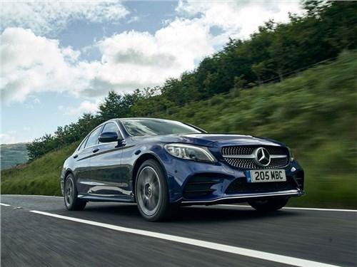 Новость про Mercedes-Benz - Mercedes-Benz C-Class (2019)