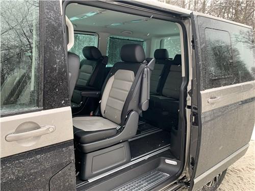 Volkswagen Multivan (2019) боковая дверь