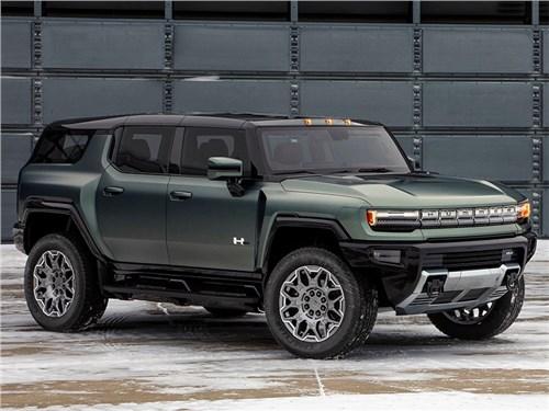 В GM дали объяснения по различиям мощности у Hummer