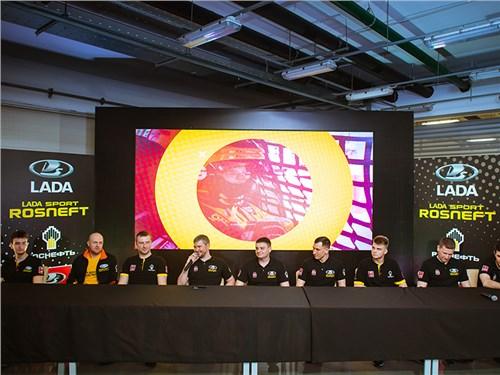 Новость про Lada - Гоночная команда LADA Sport ROSNEFT