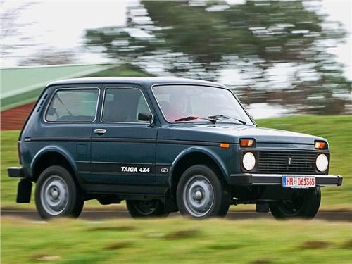 Новость про Lada 4x4 - Нива поможет понять «Лебединое озеро»