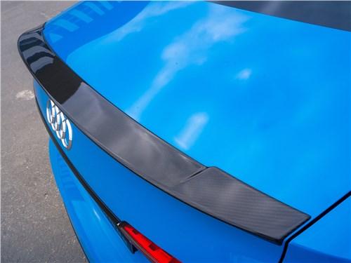 Audi A4 (2020) спойлер