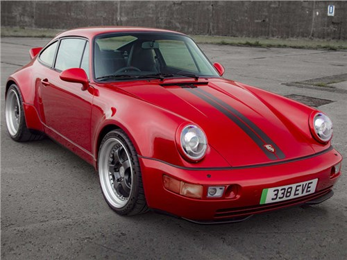 Porsche 911 стал 500-сильнм спорткаром