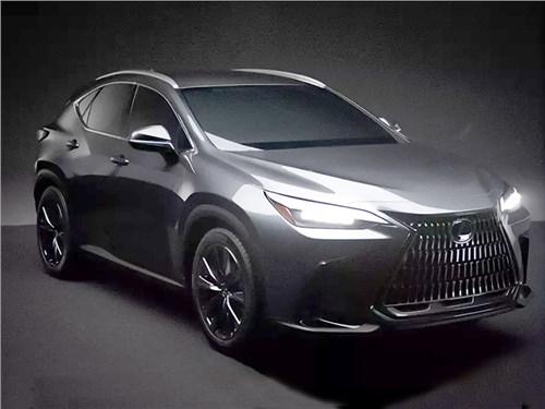 Новость про Lexus NX - Lexus NX (2022)