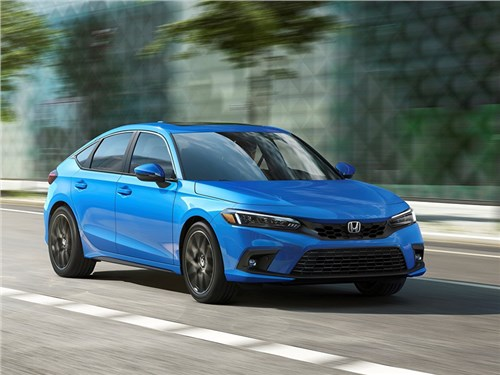 Новость про Honda Civic - Honda Civic (2022)