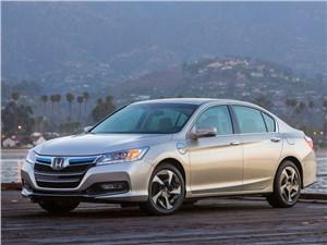Гибридный седан Honda Accord выходит на американский рынок