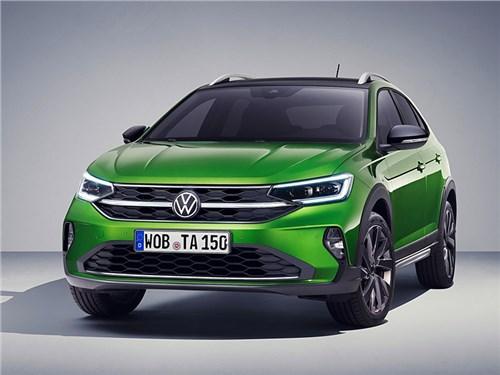 Volkswagen представил модель Taigo