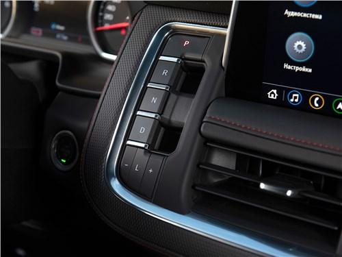 Chevrolet Tahoe (2021) 10АКПП