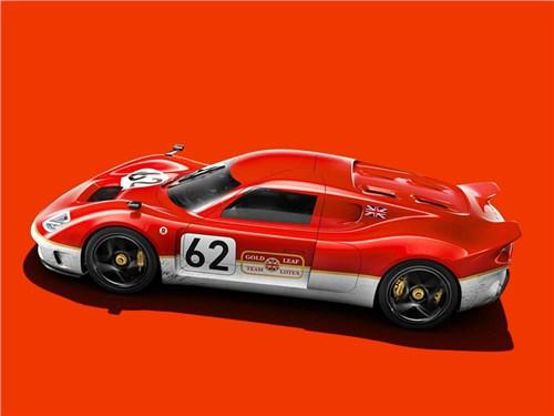 Новость про Lotus - Lotus представил новый спорткар
