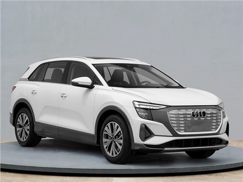 В Китае показали новый Audi Q5 E-Tron
