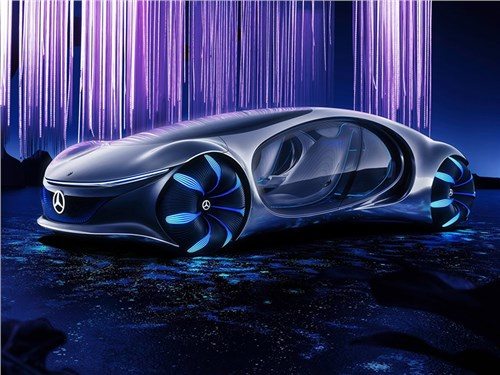 Новость про Mercedes-Benz - Mercedes-Benz Vision Avtr Concept (2020)