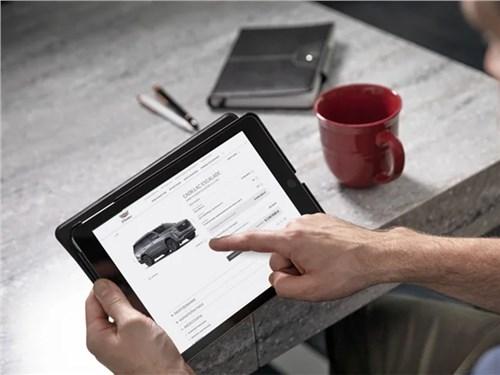 General Motors запустил онлайн-продажи автомобилей в России