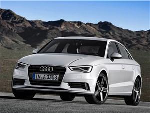 В сентябре на европейский рынок выходит новое поколение седана Audi A3