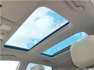 Nissan Murano 2011 панорамная крыша
