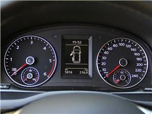 Предпросмотр volkswagen caddy 2016 приборная панель