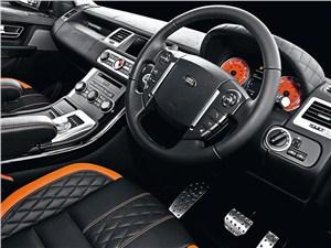 Kahn Design / Range Rover Sport