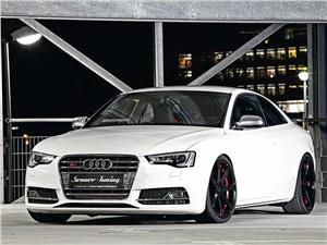 Audi S5 facelift тюнинг Senner Tuning