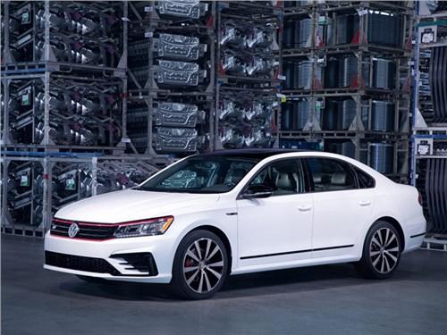 Новость про Volkswagen Passat - Volkswagen Passat GT
