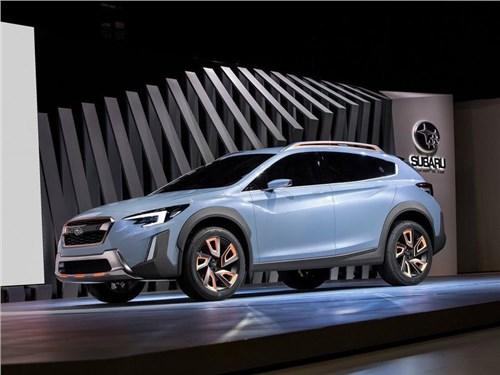 Subaru готовится к премьере нового поколения XV