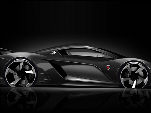 Тюнер Porsche решил выпустить собственный суперкар