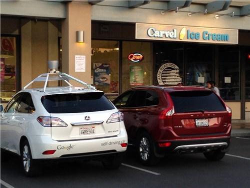 IHS Automotive прогнозирует рост парка беспилотных автомобилей до 21 мнл экземпляров к 2035 году