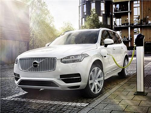 Новость про Volvo XC90 - Volvo XC90 станет беспилотным