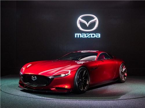 Новость про Mazda - Mazda отказывается от идеи создания спотивного MX-8 с роторным двигателем