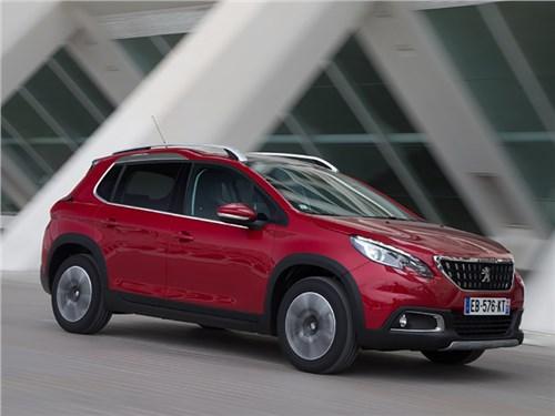 Новость про Peugeot 2008 - Peugeot 2008 2017