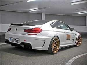 M&D / BMW 6 Series вид сзади
