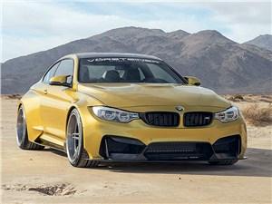 Vorsteiner / BMW M4 вид спереди