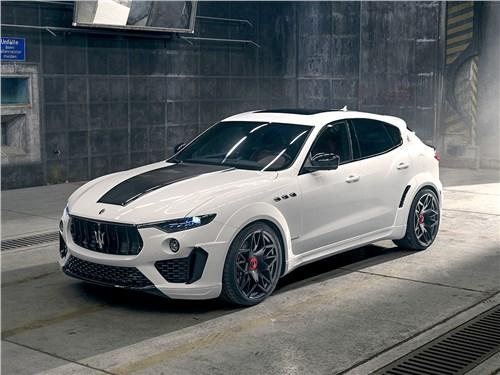 Novitec | Maserati Levante вид спереди