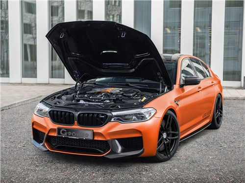 G-Power | BMW M5 вид спереди