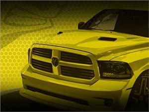 Новость про Dodge Ram - Ram представит возрожденный пикап Dodge Ram Rumble Bee