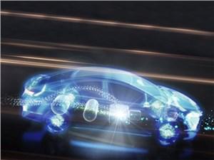 Новость про Toyota - Toyota привезет во Франкфурт водородный концепткар