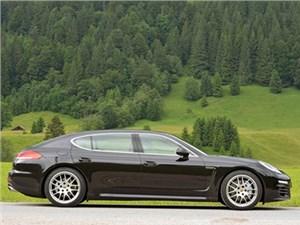 Новость про Porsche - Porsche Panamera Executive 2014