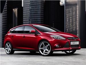 Ford Focus - самая популярная модель в мире