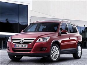 Новость про Volkswagen - Volkswagen Tiguan 2008