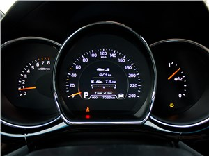 Kia Pro cee'd 2013 3 дв. прибрная панель