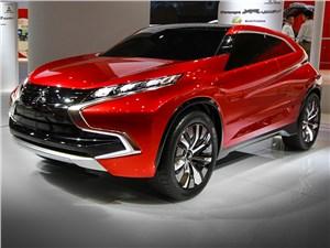 Новость про Mitsubishi - Mitsubishi XR-PHEV