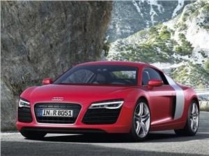 Новое поколение Audi R8 будет на 60 кг легче