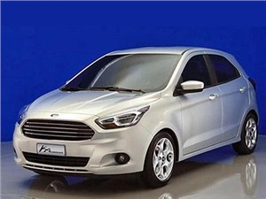 Новость про Ford Ka - Ford Ka concept
