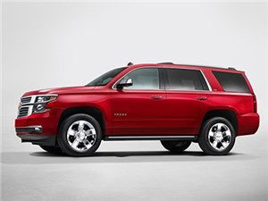 Обновленный Chevrolet Tahoe будет дороже своего предшественника