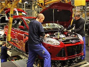 Вышел миллионный Ford Focus текущего поколения европейской сборки