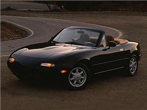 Модели Mazda MX-5 Miata исполнилось 25 лет