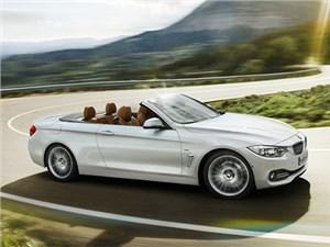 На российский рынок вышел новый кабриолет BMW четвертой серии