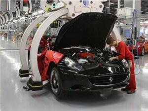 Ferrari удалось увеличить прибыль, сократив объемы выпуска автомобилей